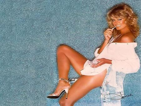 Farrah Fawcett - playboy, hot, girls, sexy