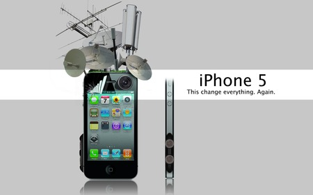 iPhone 5 - prototyp, 4gs, apple, iphone 5, steve jobs new product