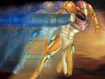Samus Speed Boost Super Hi-Rez
