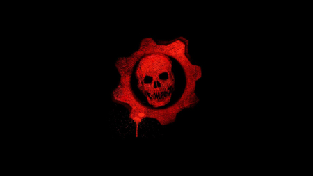 Gears of War - Cog Symbol - 2, cog, 1, war, 3, gears, of