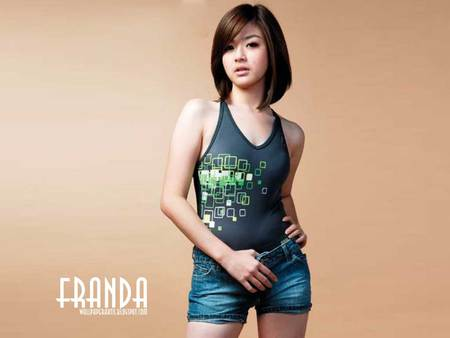 sexy-franda-female indonesian - people, indonesian, sexy, models female