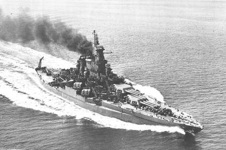 USS California - battleship, battle, ww2, navy, california