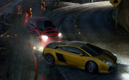 NFS-Carbon - need for speed, need for speed-carbon, fast, hd, racing, speed, video game, car, 2006, nfs, adventure, sportcar