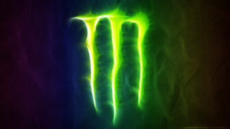 Monster Energy - monster, red bull, monster energy, energy drink