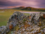 Arctic Coastal Plains Top of Engigstciak Ivvavik National Park Yukon Canada