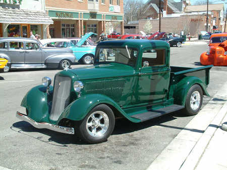 34 plymouth pickup - Plymouth & Cars Background Wallpapers ...