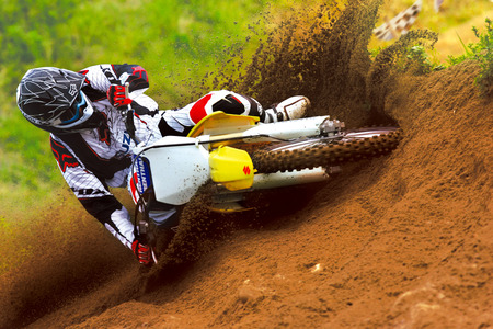 Suzuki Rider - motorcross, photography, suzuki, sports