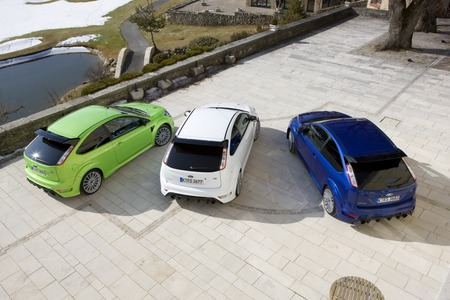 3 ford focus rs ford cars background wallpapers on. Black Bedroom Furniture Sets. Home Design Ideas