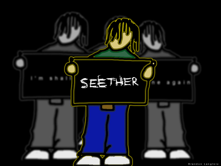 Seether - seether, guitar, drums, singer, rock