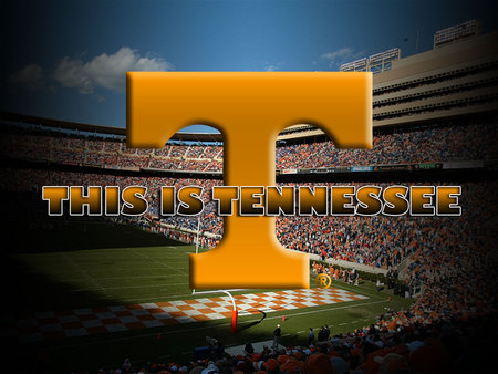 Tennessee Vols - foot ball, tennessee, volunteers, sports