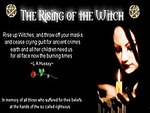 The Rising Of The Witch~