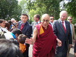 Dalai Lama in Germany