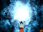 DragonBallZ Wallpaper - Goku Spirit Bomb Wallpaper (HD1080p)