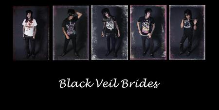 Black Veil Brides - bvb, andy sixx, black veil brides, screamo