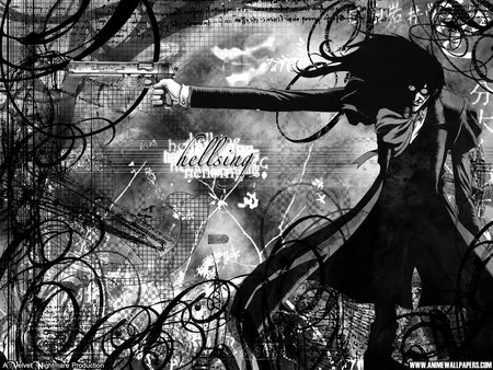 Untitled Wallpaper - hellsing