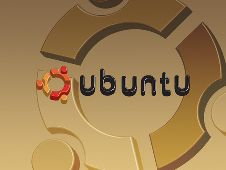 Brown ubuntu - brown, ubuntu, logo