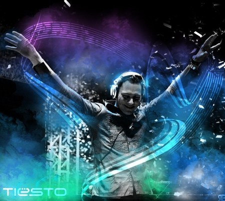 Dj Tiesto - colorful, cool, music, dj, abstract, tiesto, trance, dj tiesto