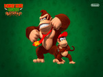 Donkey Kong Country Returns Wallpaper 2