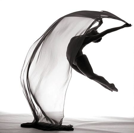 DANCE WITH VEIL - Photography & Abstract Background ...