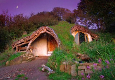 Mud House Houses Architecture Background Wallpapers on Desktop