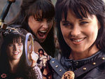 Xena Collage