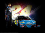 nascar wallpaper jeff gordon #24