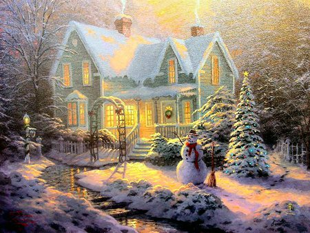 credit image - Christmas House Pictures