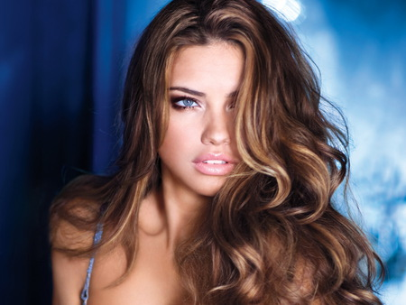 Adriana-Lima - models, eyes, lady, face, lima, hair