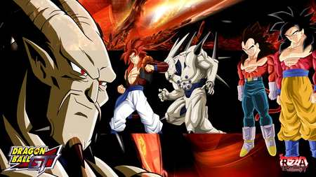 DragonBall GT   HD 1080p   Final Showdown Fantastic Wallpaper - big bang kamehameha x100, super saiyan, super saiyan 4 vegeta, ssj4 goku, ss4 goku, super saiyan 4 gogeta, dragonball gt wallpapers, dragonball kai, ss4 vegeta, super saiyan 4 goku, dragonballz latest 2011 wallpapers, dragonballz latest 2010 wallpapers, dragonball yo, gogeta vs omega shenron, big bang kamehameha times 100, dragonballaf, dragonballgt, goku, ssj4 gogeta, gogeta, dragonball hd1080p wallpapers, ss4 gogeta, super gogeta, dragonballz awesome wallpaper, dragonball, omega shenron, dragonballz, dragonball g, ssj4 vegeta, vegeta