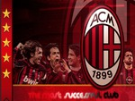 AC Milan Fan Wallpaper