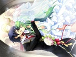 Lelouch & CC Marry
