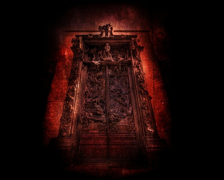 Gates of hell fantasy abstract background wallpapers for 9 puertas del infierno