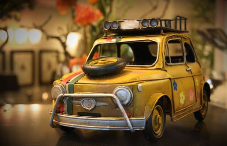 Old Classic Car Toy Other Cars Background Wallpapers On