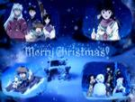Merry Christmas From Inuyasha