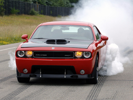 2009 Dodge Challenger SRT 10 - dodge, challenger, mopar, srt, car