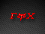 Black And Red Fox Racing Wallpaper