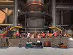 Team Fortress 2's Last Supper