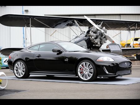 Jaguar XKR175 - xkr, black, 2011, 175