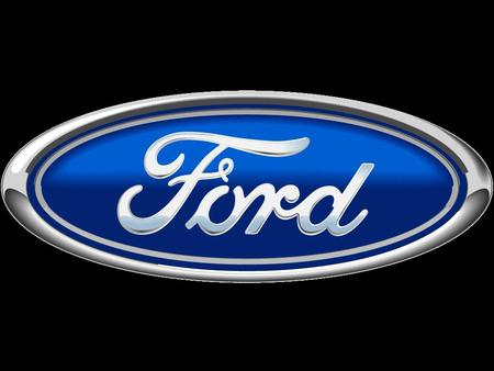 Blue Oval - blue, logo, ford, oval