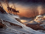 Terry Redlin painting