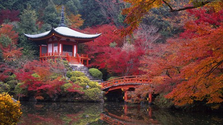 Japanese Garden Other Nature Background Wallpapers on Desktop