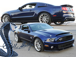 FORD MUSTANG SHELBY GT500 SUPERSNAKE