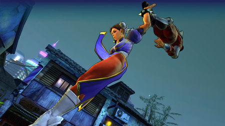 Chun Li - screenshot, super street fighter 4, chun li, game, ssf4