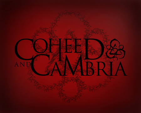 Coheed And Cambria Wallpaper - band, coheed and cambria, metal, red, music, digital