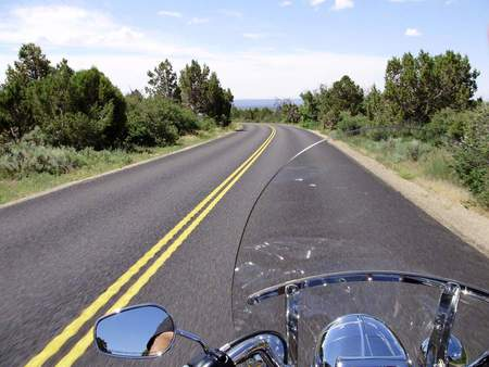 OPEN ROAD - freedom, colorado, harley, open road