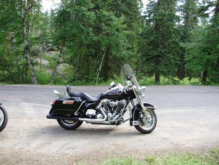 THE KING - south dakota, blackhills, road king, harley