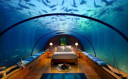 amazing room - modern & architecture background wallpapers on