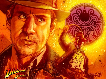 Indiana Jones - adventure, movies, cinema, comic, dark horse, classic, action, indiana jones, fantasy, romance