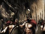 300 Captain Leonidas and the Spartans (XXL)