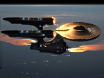 StarTrek USS Enterprise (HD 1080p)